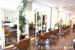 faith hair make