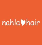 nahla hair